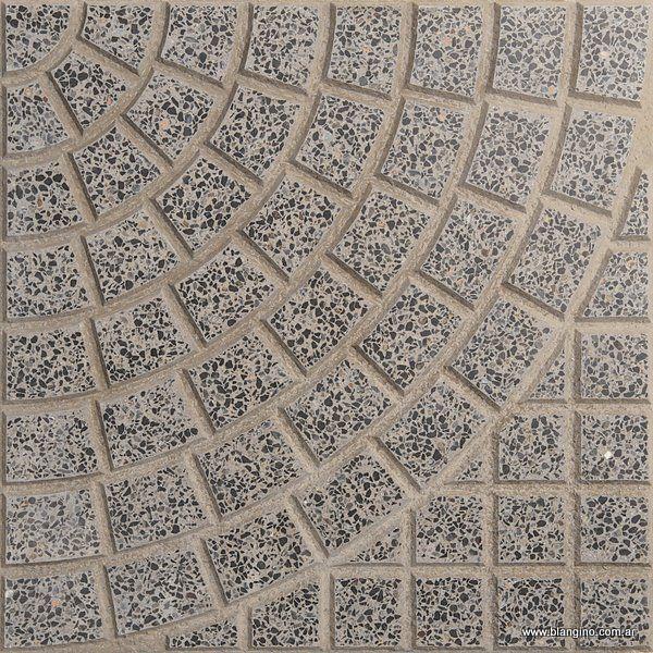 Circular Gris Plomo (40 x 40)