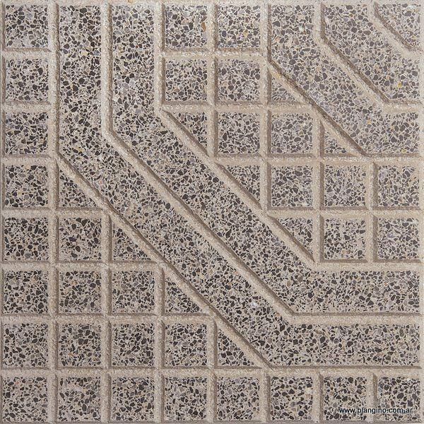 Octogonal Gris Plomo (40 x 40)