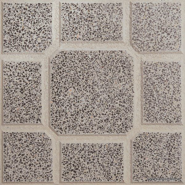 Loseta Tortuga Gris Plomo (40 x 40)